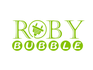 Roby Bubble :: Logo Design - Portofoliu