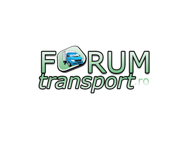 Forum Transport :: Logo Design - Portofoliu